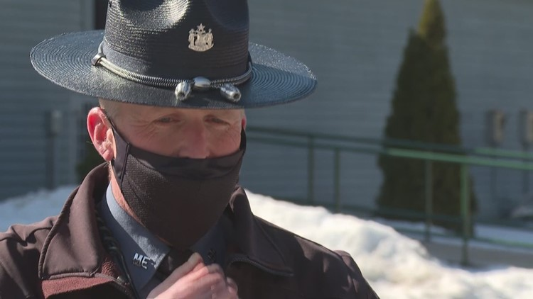 Full interview with Maine State Police Sgt. Dan Hanson