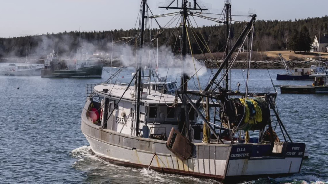 The fishing towns of Maine struggle to hold onto their traditions and way of life