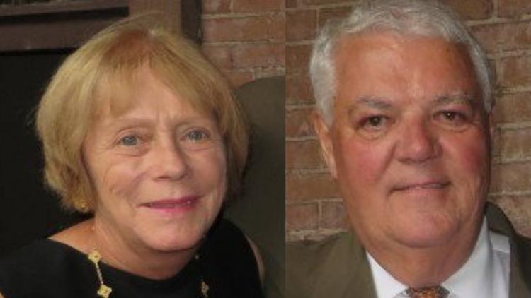 Margaret and Robert MacDonald