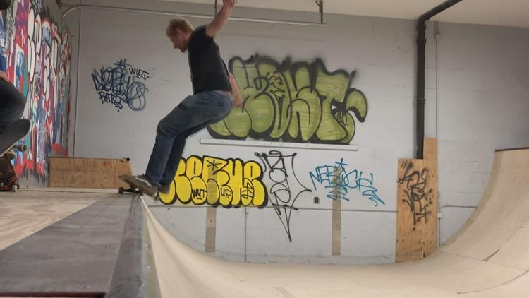 Maine's largest indoor skatepark gets pro upgrade
