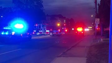 Gas leak shuts down part of Congress Street in Portland