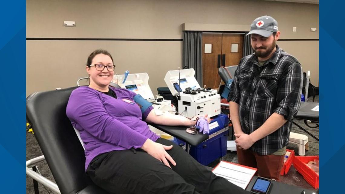 NEWS CENTER Maine, Red Cross Maine Blood Drive 2020