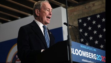 Mike Bloomberg to campaign in Portland, Scarborough