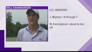 Two Mainers competing in US Amateur