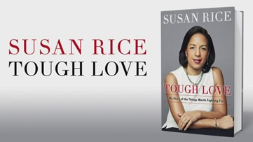 The challenges of a former national security adviser - Susan Rice on her experiences at the highest level of government