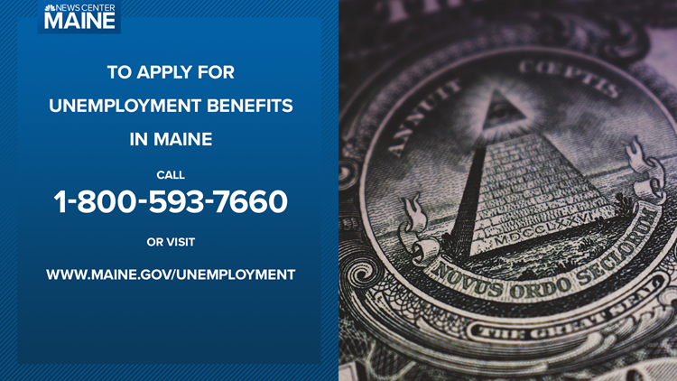 If you lost your job due to coronavirus COVID-19, here's how to file for unemployment in Maine