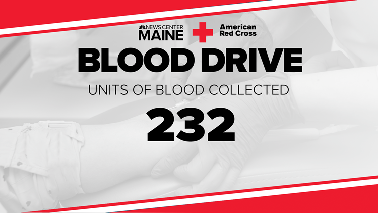 Thank you for donating blood at NEWS CENTER Maine's 2021 Red Cross Blood Drive!