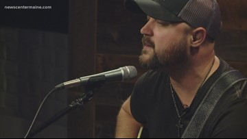 Aaron Goodvin is making a name in country music
