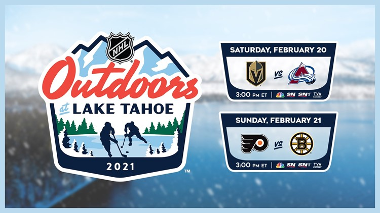 Bruins to play Flyers in NHL outdoor special in Lake Tahoe