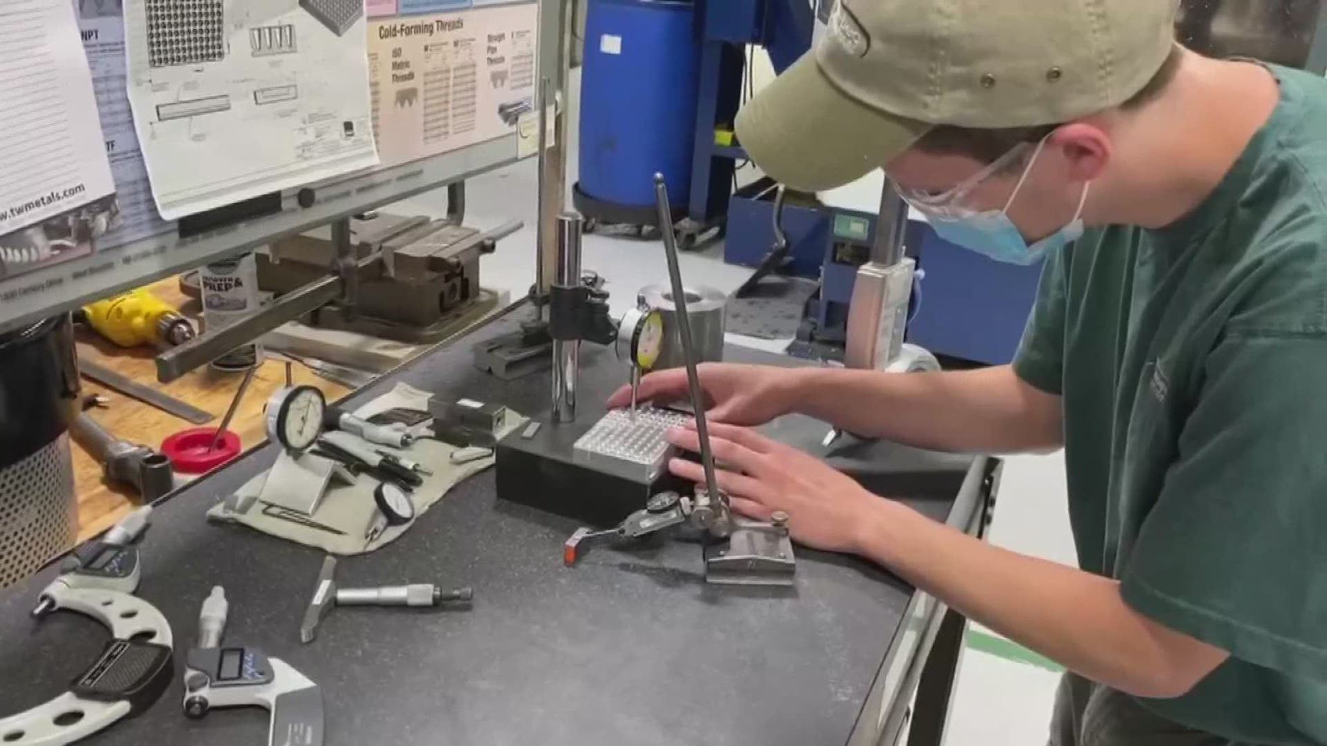 Precision manufacturers in Maine team up to help make ...