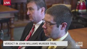 Verdict in John Williams murder trial
