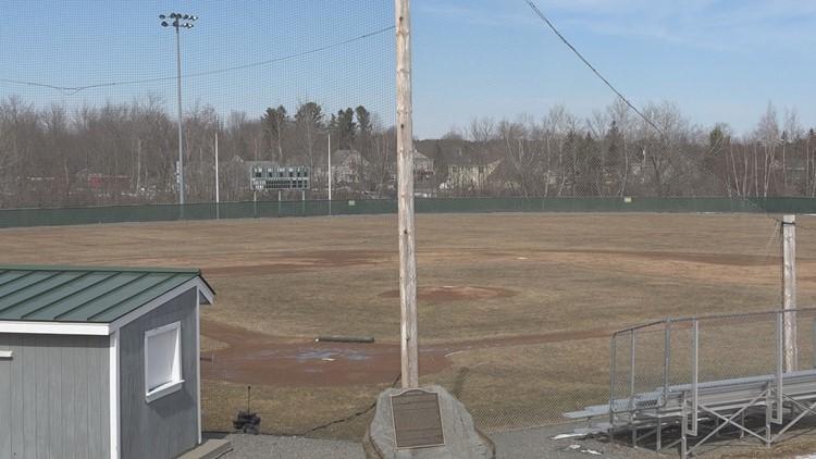 Hampden Academy's Baseball Field