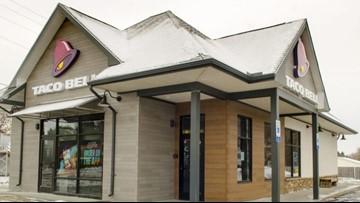 Closed: Taco Bell locations in Auburn, Augusta, Biddeford, Portland