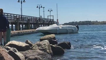 Boating in May in Maine? Be prepared.