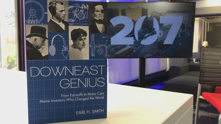 'Downeast Genius' highlights Maine inventors who changed the world