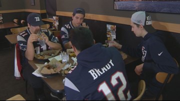 These Patriots fans have never known a team without Tom Brady