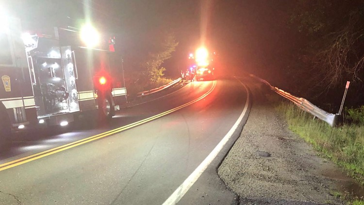 Casco woman dies from injuries sustained in Litchfield crash