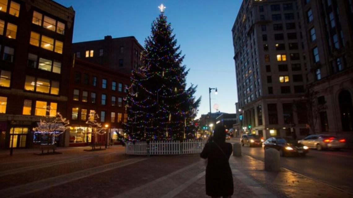 Portland Maine Monument Square Christmas Tree 2021 Portland Maine Looks For Christmas Tree For City S Square Newscentermaine Com