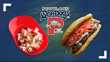 Lobster popcorn, fried dough burger coming to Hadlock Field this season