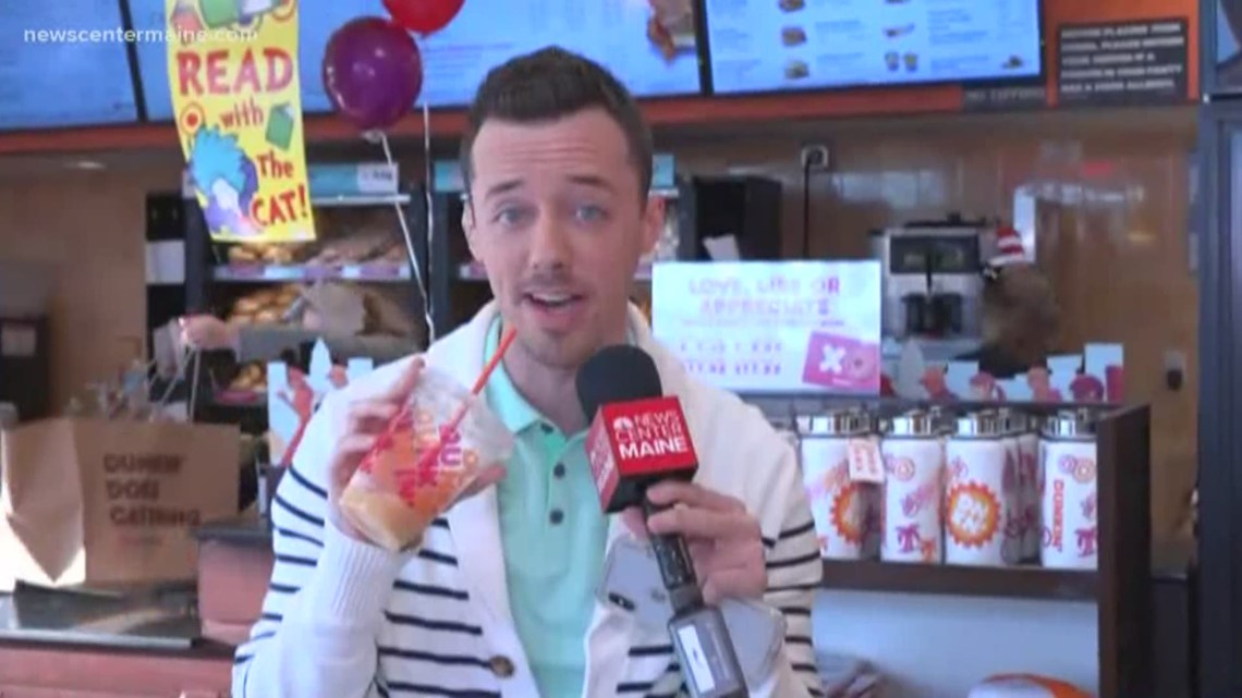Get your coffee fix at Dunkin' and help the Barbara Bush Children's Hospital