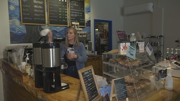 Augusta coffee shop, local businesses partner up to stay afloat during coronavirus, COVID-19
