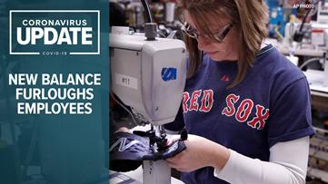Facing economic hardships due to coronavirus, New Balance furloughs employees