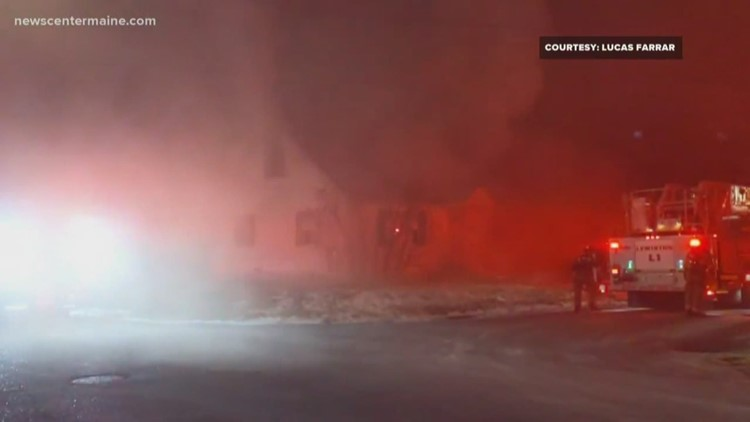 State Fire Marshall investigates house fire in Lewiston
