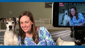 Home decor tour: Inside the NEWS CENTER Maine team's coronavirus work from home setups