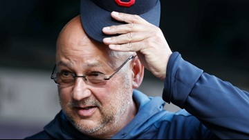 Francona turns his eyes away from the ball field and into the O.R.