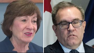 Sen. Collins says she will vote against Trump's EPA nominee