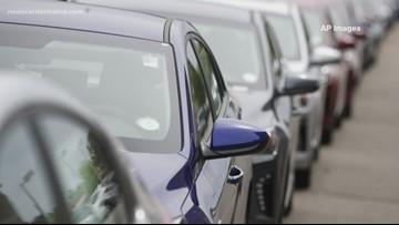 Oil change attempts total Waldoboro woman's car
