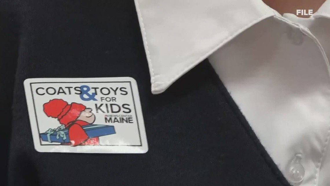 38th annual Coats and Toys for Kids underway
