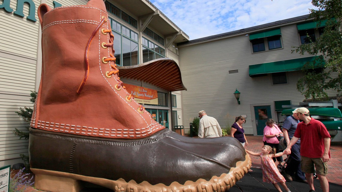 L.L. Bean's flagship store reopens for 24-hour service on Monday