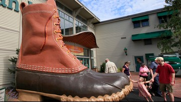 LL Bean's HQ staying put in Freeport