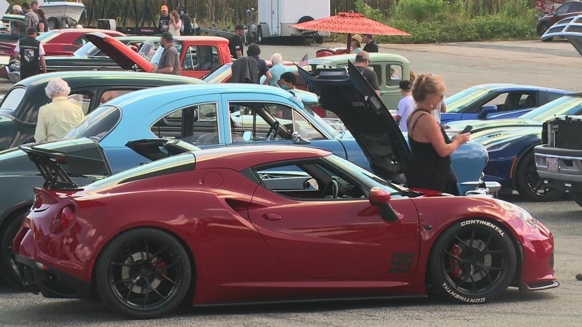 Portland Motor Club holds car show for a good cause
