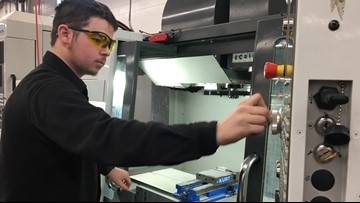 Community college answers the call for more skilled trades workers in Maine