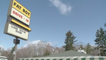 Coronavirus pandemic? Not a problem for drive-in diners. Fat Boy in Brunswick will open this season with new owner