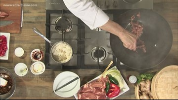 Gochujang Pork & Veggie Stir Fry