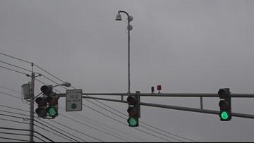 Ellsworth to install bird's-eye cameras over city's traffic lights