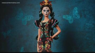 Dia de los Muertos Barbie doll controversy