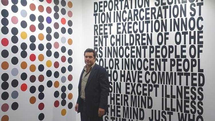 Critics deem Portland artist's Chicago exhibit a 'must-see'