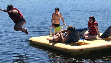 More than a name, campers return this summer to Camp Hope