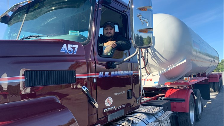 Maine faces the most significant truck driver shortage in the past 5 years