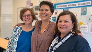 117 years of teaching retires with these 3 Maine sisters
