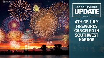 Southwest Harbor 4th of July fireworks canceled due to coronavirus