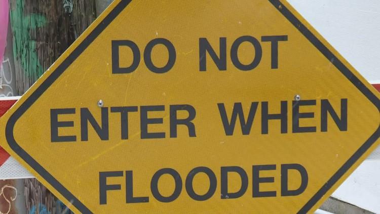 Monitoring coastal flooding in Maine