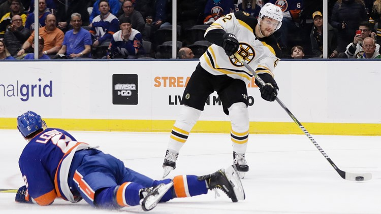 Bruins lay down the law with arresting 5-0 win over Islanders