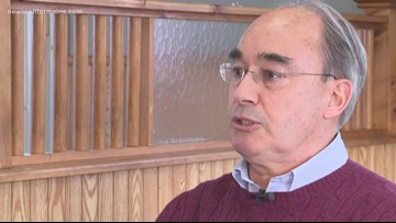Bruce Poliquin talks government shutdown and loss to Jared Golden