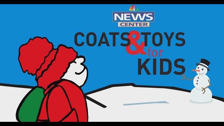 Coats and Toys for Kids Day 2015