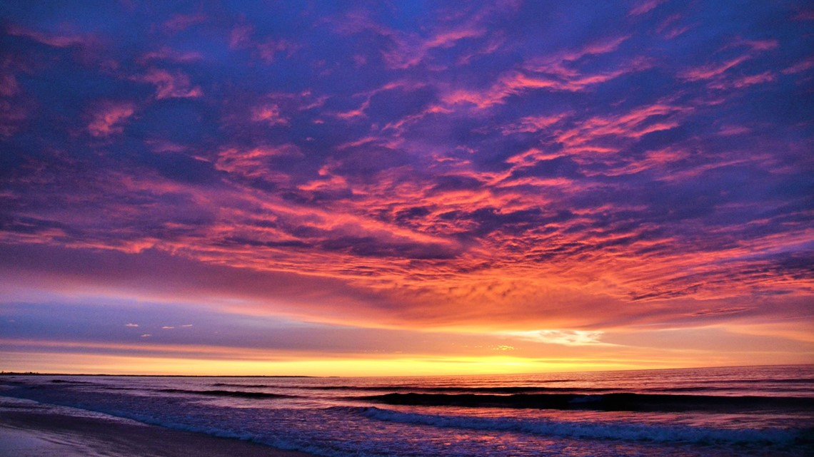 Ogunquit photographer shares every Maine sunrise for the last seven years